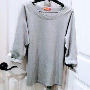 New-Ava Knit Top w/belt